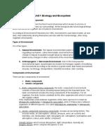 Unit 1 Ecology and Ecosystem1 (1)