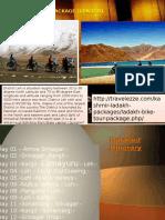 Ladakh Bike Tour Package