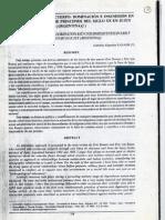 Karasik (2003) La etnografía en el cuerpo