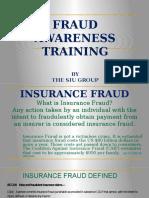 insurance Frauds