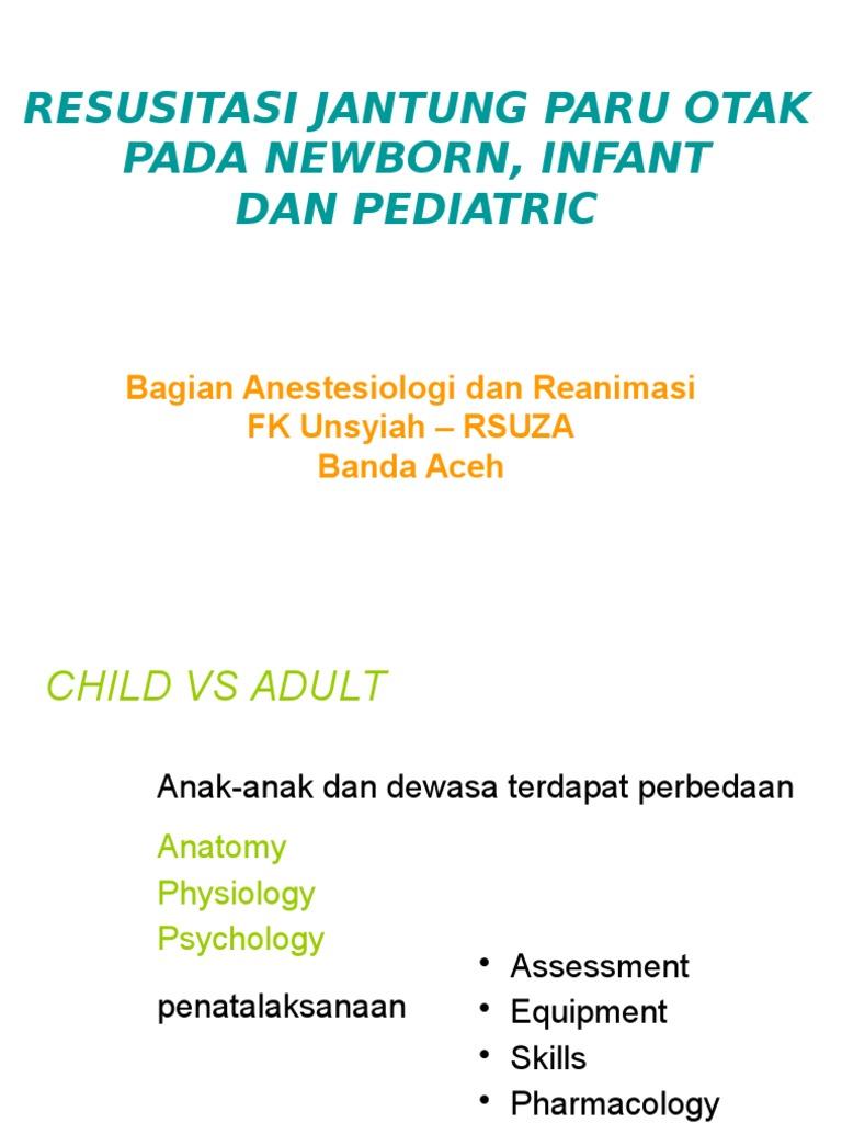7. RJP Newborn Infant Dan Pediatric | Dehydration | Respiratory Tract
