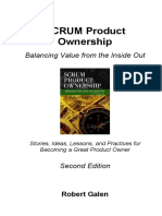 2nd Edition Scrum PO From the Inside Out FINAL Version2 and 6x9