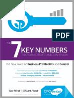7 Key Numbers eBook 2015