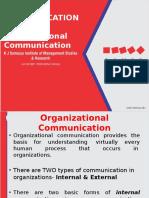 Business Communication_Module 3_Org. 2015