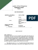 Labor Case 1