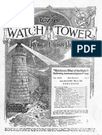 Watchtower Articles on Chronology - 1922