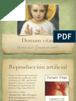Donum Vitae