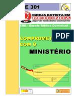Classe 301 - Comprometidos Com o Ministério