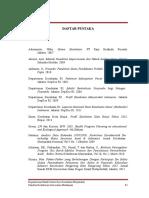 Daftar Pustaka D/S Posyandu