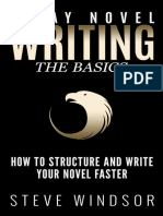 9 Day Novel Writing_ How to Structure and Write Your Novel Faster - Steve Windsor
