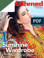 Gul Ahmed Summer Essential V1 2016
