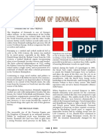 Kingdom of Denmark Background