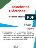 Clase 1 Sistemas Electricos
