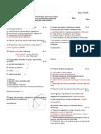 Test geografia europa pdf