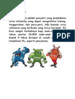 health education influenza