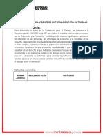 Marco Jurídico FTDH