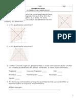 01 Crossed Diagonals [New]
