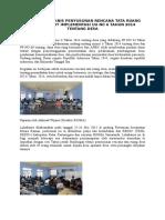 Bimbingan Teknis Penyusunan Rencana Tata Ruang Desa Terkait Implementasi Uu No 6 Tahun 2014 Tentang Desa