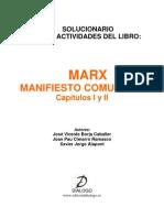 Solucionario MARX