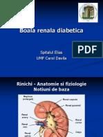 5.i) Boala Renala Diabetica - Ppt