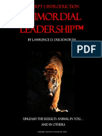 Leadership1 Introduction PrimordialLeadershipFINAL