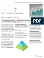 3ds Max 2015 Certification Exam Preparation Roadmap En