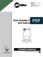Mil Palm Manual