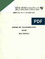 09 - Poste de transformation MT-BT sur Poteau.pdf