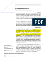Artículo Fiscal Ribeiro