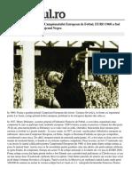 News Sport Serial Adevarul Istoriacampionatului European Fotbal Euro 1960 Fost Turneul Lev Iasinpaianjenul Negru 1 56eacb455ab6550cb8f27b00 Index
