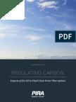 Regulating Carbon Brochure