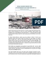 Kenali Sejarah Ibadah Haji
