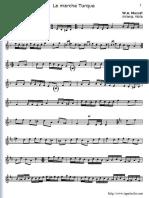 La Marcha Turca Violin v2