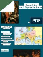 Unidad 4 La Música en El Siglo de Las Luces - Angélica Mercado