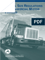 FHWA 2004 10 US Truck Size