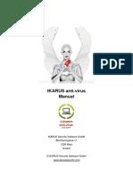 IKARUS Antivirus Manual En