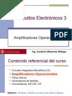 Circuitos Electronicos 3 Unidad 2