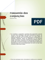Polissemia+das+conjunções