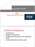 5 Manajemen Parkir