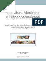 Literatura Mexicana e Hispanoamericana
