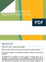 La Psicologia Social en Sigmund Freud y Lewin