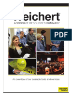 Franchise Associate Resources Summary