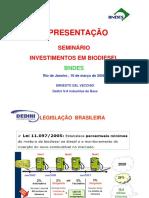 Biodiesel Dedini Bndes