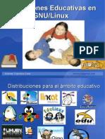 Aplicaciones Educativas en GNU/Linux