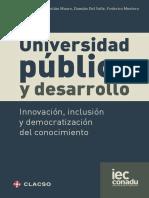 Libro- Universidad pública y desarrollo (Clacso).pdf