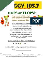 Hops or Flops