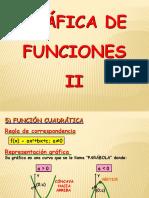 Grafica de Funciones II