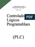 CONTROLADORES LÓGICOS PROGRAMABLES
