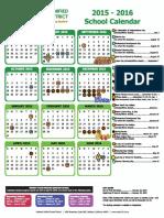 Calendar 2015-16 English