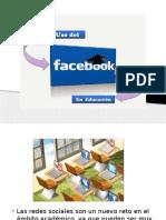 Uso de Facebook en El Proceso Educativo